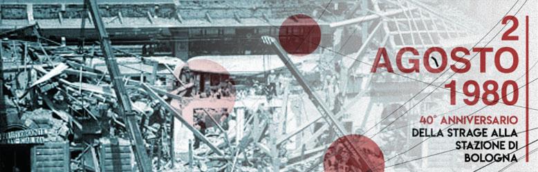 40 anni dalla strage della stazione di Bologna.